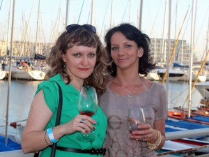 Вино, море и красавицы