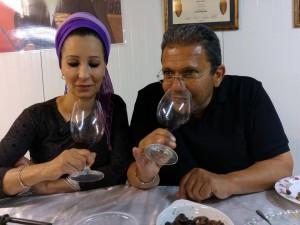 Аарон и Хели Галах