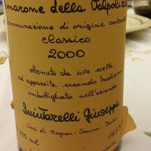 Quintarelli Giuseppe Amarone della Valpolicella Classico DOC 2000