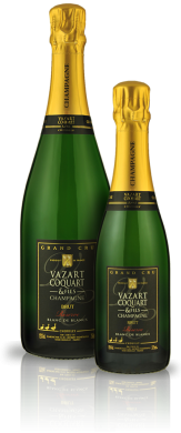 The Cuvee Brut Reserve