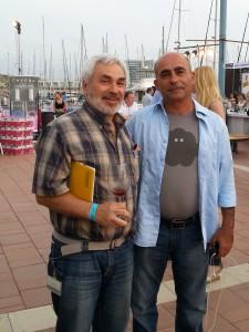 Виноградный человек, Хаим Ган и Меир