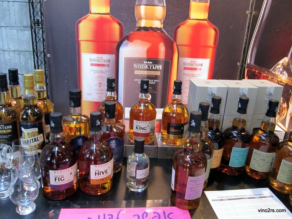 Whisky Life Tel Aviv 2016