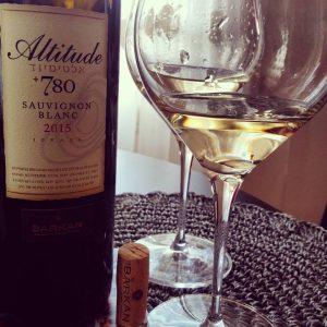 Altitude +780 Sauvignon Blanc 2015 Barkan