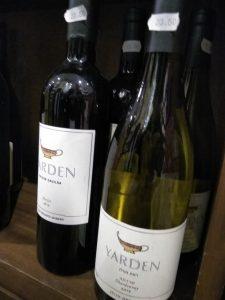 Вино и сыр Рамат а-Голан