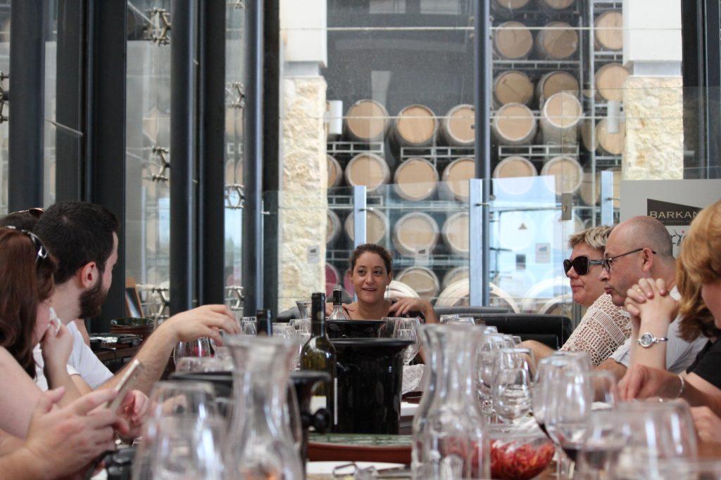 Винодельня Баркан. Дегустация вина с Винотурс - винные туры