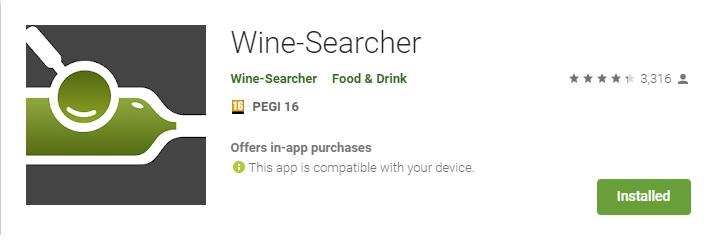 Аппликация wine-seacher