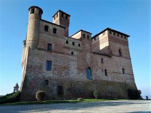 замок Гринзане Кавур