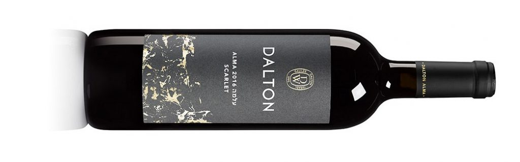 Альма Скарлет - винодельня Дальтон
